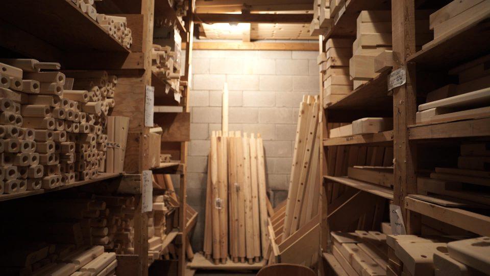 Ontario Wood Pioneer Handcraft